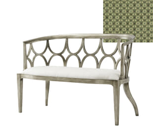 Connaught Settee