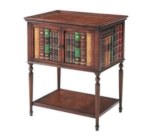 Wisdom of the Regency Side Table
