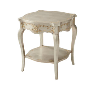 Italian Flora Side Table