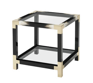 Cutting Edge Side Table