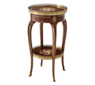April Accent Table