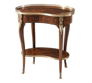 Louis XV's 1770 Accent Table