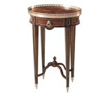 A Fine Accent Table