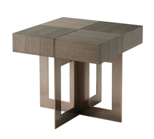 Bloc Accent Table