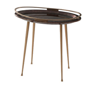 Jet Set II Side Table