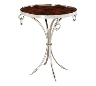Rings Pendant Accent Table