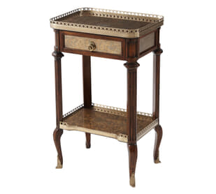 Louis XVI's garden Accent Table