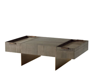 Bloc Cocktail Table
