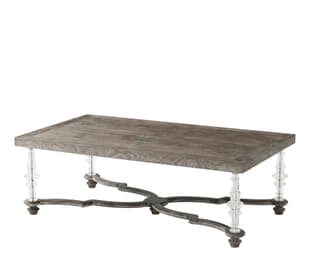 Clarity Cocktail Table