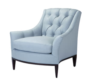Riley Tufted Back Upholstered Chair