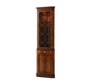A Corner Cabinet of Georgian England