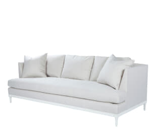 Noe Valley Loose Back  Sofa