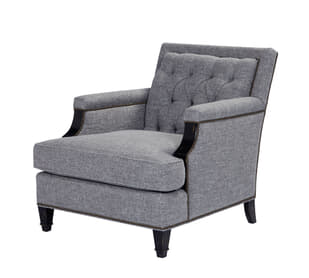 Faulkner Tufted Chair