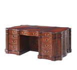 English Partnership Pedestal Desk