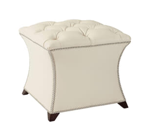 Tufted Hayes Stool