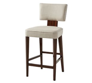 55 Broadway Bar Stool