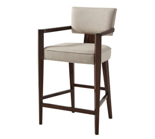 55 Broadway Bar Chair