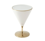 'Pebble' Mixology (Polished Brass, Small) Accent Table