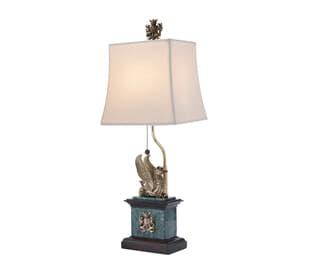 Edmund Left Table Lamp