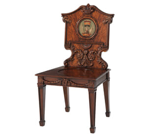 The Wootton Hall Accent Chair