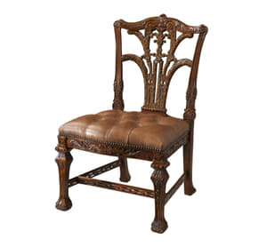 The Grand Staircase Dining Chair