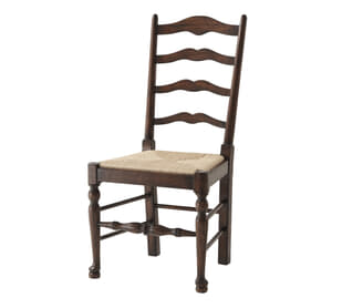 Victory Oak Ladderback Sidechair