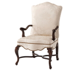 Cupid's Bow Dining Armchair