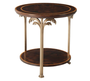 Palm Room Side Table