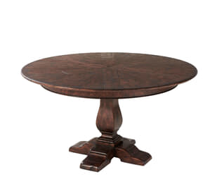 Victory Oak Jupe Dining Table
