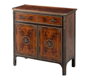 Flourish Decorative Chest