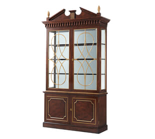 Majestic Display Bar / Curio Cabinet