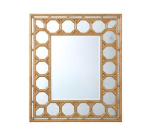 Carmen Rectangular Wall Mirror