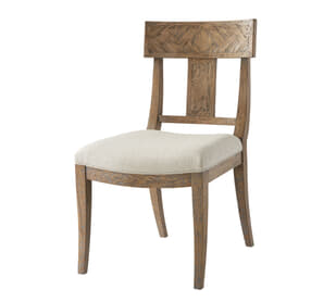 Jude Klismos Dining Side Chair
