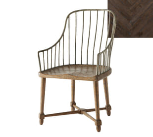 Lunden Bow Back Windsor Chair