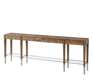 Calhoun Stretcher Long Console Table