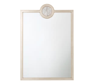 Nacre Wall Mirror