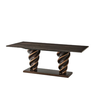 Fresh Twist Rectangular Dining Table