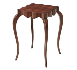 the tall fine point II accent table