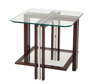 doubles II side table