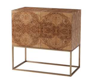 symmetry decorative chest
