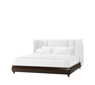 asleep bed (US King)