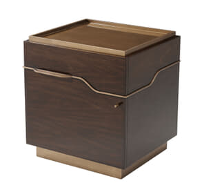 Mesa Nightstand L (Small)