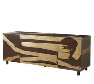 Washi Cabinet (High Gloss Pinyon)