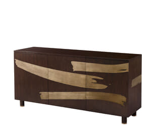 Washi Cabinet (High Gloss Pinyon) II