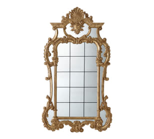 The Linnell 'C' Scroll Wall Mirror