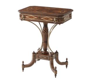 Delightful Regency Accent Table