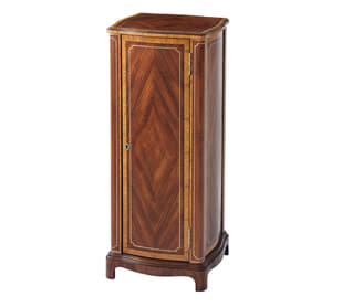 Clarence Pedestal Cabinet