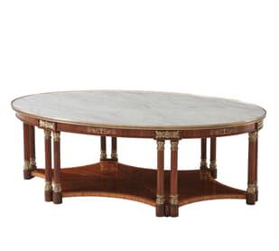 Paulette Cocktail Table