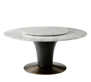 Pirouette Round Dining Table