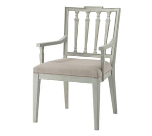The Tristan Dining Armchair